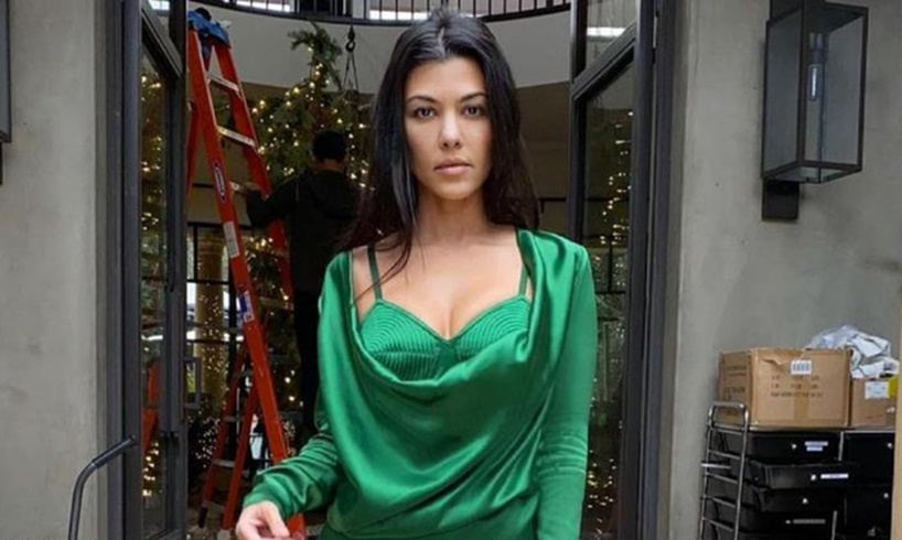 Kourtney Kardashian Travis Barker KUWTK
