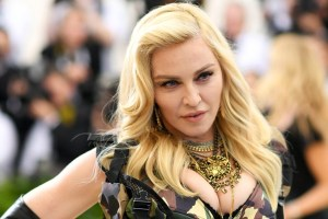 Madonna Biopic New York Move