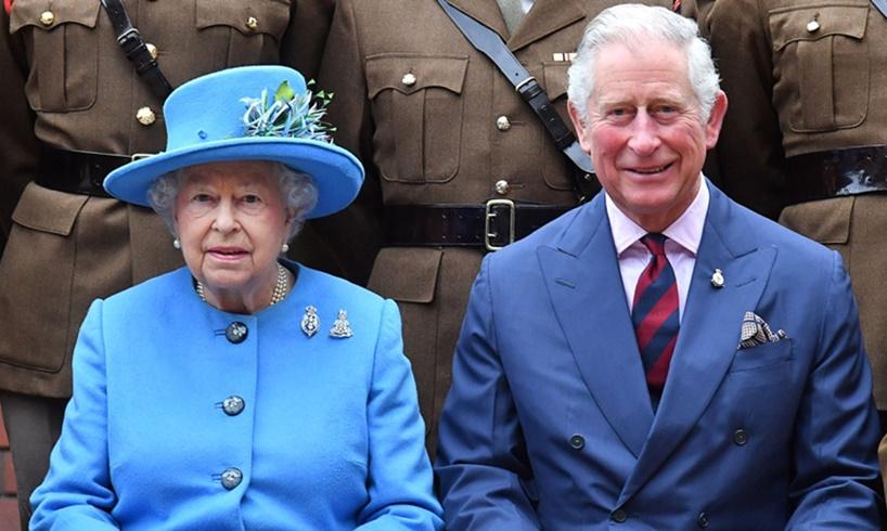 Queen Elizabeth Prince Charles Camilla Parker Bowles G7 Video