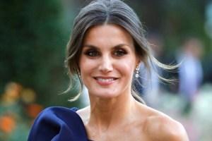 Queen Letizia Daughters Leonor Sofia Fashion