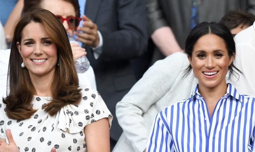 Kate Middleton Meghan Markle Prince Harry William Peace Move