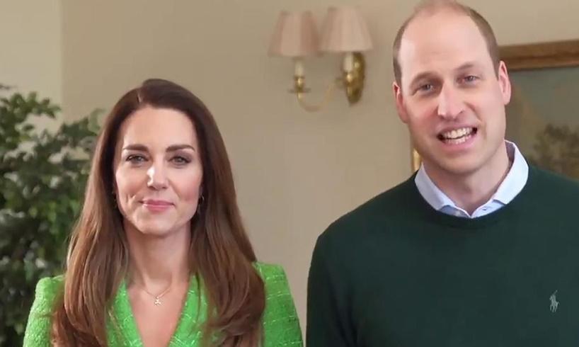 Kate Middleton Prince William Geoge Charlotte Boarding School
