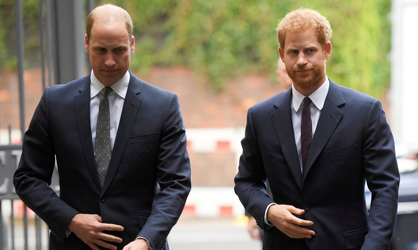 Prince William Harry Meghan Markle Kate Middleton Mental Health Statement