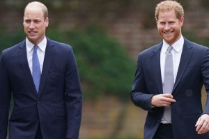 Prince William Harry Meghan Markle Matching Princess Diana