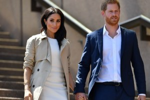Meghan Markle Prince Harry Queen Elizabeth Gesture After Tell-All Book
