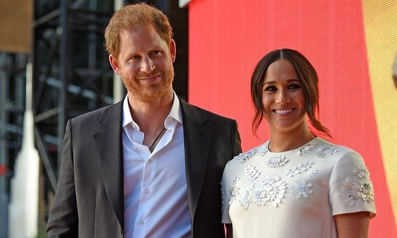 Meghan Markle Is Humanized As She Struggles To Hide Postpartum Damage In Photos With Prince Harry - US Daily Report