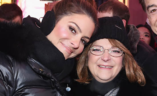 Maria Menounos' mom death due to stage 4 brain cancer on Sunday, followed by fans' reactions