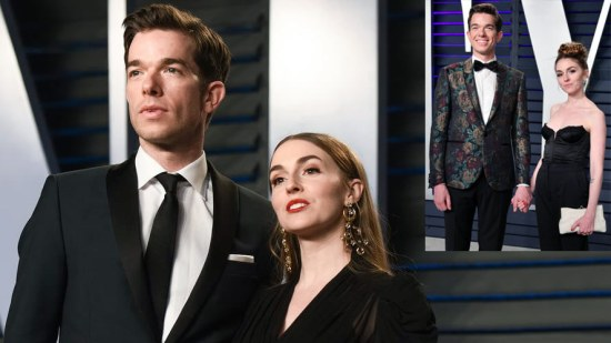 John Mulaney and Anna Marie Tendler are getting divorce
