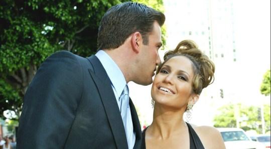 Jennifer Lopez's New Boyfriend, Ben Affleck; Together in Montana