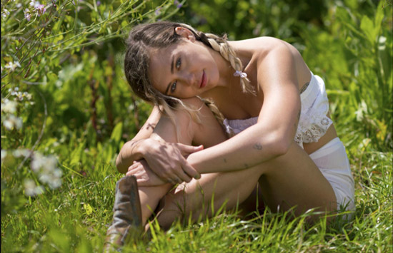 Miley Cyrus 'Malibu' Song; Back Together With Liam Hemsworth?
