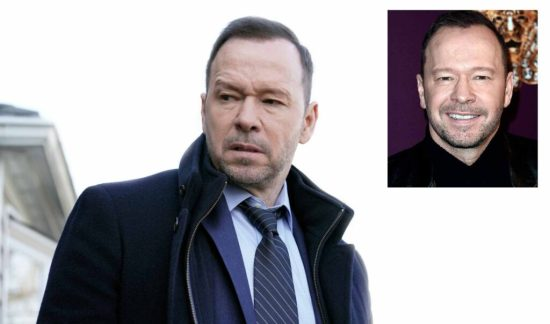 Donnie Wahlberg is announced as the masked singer Cluedle Doo