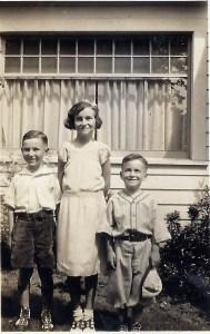 Roger, Betty, and Bobby Jones