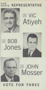 1962 Washington County Republican election brochure.