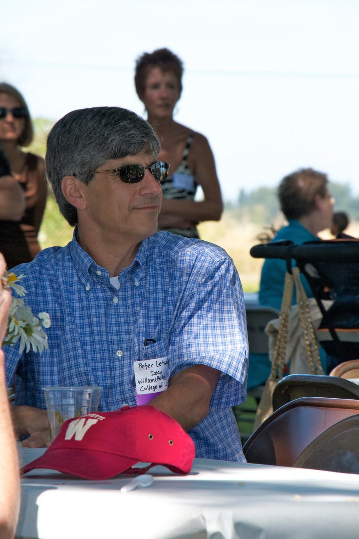 Dean Letsou, Willamette, 2011-2013