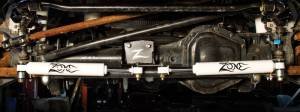 7350  Zone Offroad  0517 Ford F250F350 Dual Steering