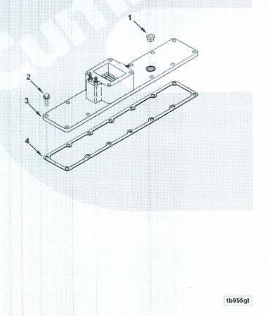 Chevy 3 4l Engine Diagram 3926381 One Piece Grid Heater Plenum Amp Plate 89 98