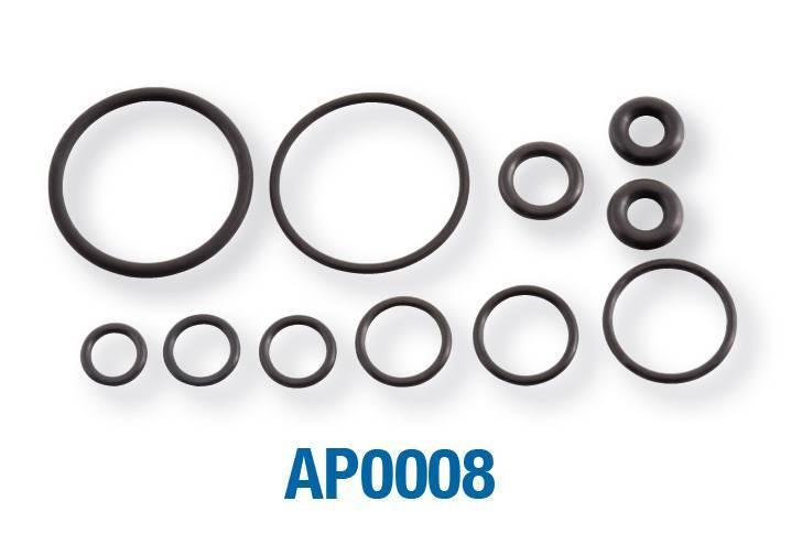 7 3 Idi Parts Diagram Fuel Filter Drain Valve O Ring Kit 94 97 Ford 7 3l