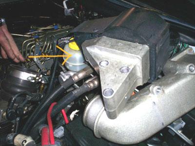 Ford 2 9l Engine Diagram Dodge 24 Valve Cummins Fuel Injector Install