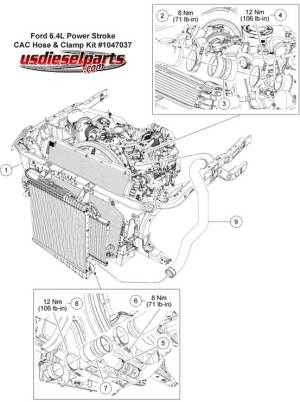 F350 64l Engine Diagram  Wiring Diagram