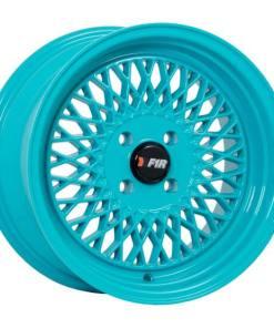 F1R wheels F01 Teal