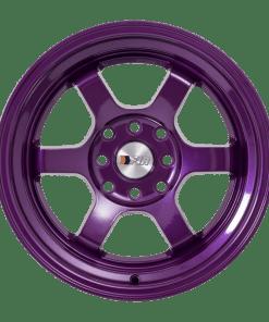 F1R wheels F05 Purple