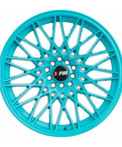 F1R wheels F23 Teal