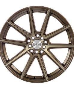 F1R wheels F27 Machined Bronze