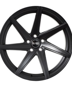 F1R wheels F35 Satin Black