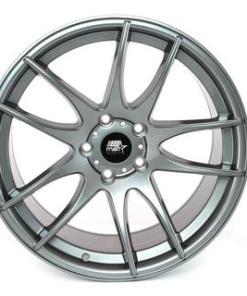 MST wheels MT30 Gun Metal
