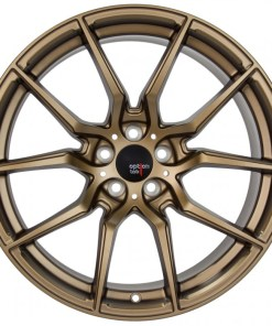 Options Lab wheels R716 Formula Bronze