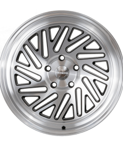 Regen5 wheels R30 Black Machined