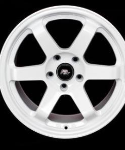 MT01 MT01 18X9.5 5X114.3 Gloss White