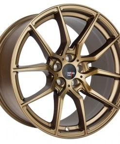 R716 R716 18X8.5 5X100 Formula Bronze