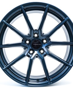 DELTA DELTA 18X9.5 5X114.3 Cerulean Blue Pearl