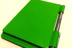 保存するメモ帳