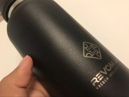 REVOMAX2の表面
