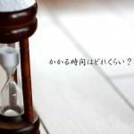「ブログを書くのにどれくらいの時間がかかるのか?」という質問に対する回答と考察と。