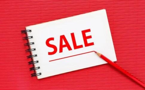 『セール(値引き・安売り)』をしない・するのをおすすめしない3つの理由
