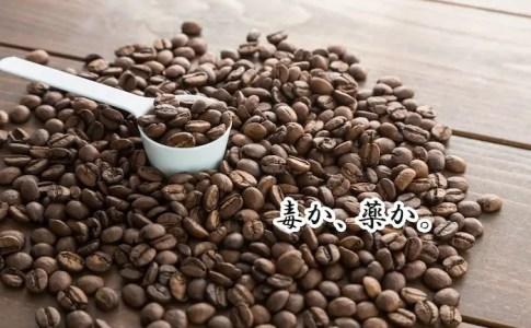 コーヒーはカラダに悪い説いろいろとその対策