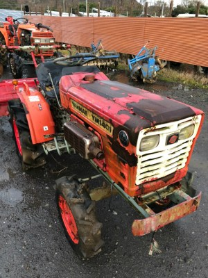 YANMAR YM1401D 911293 used compact tractor |KHS japan