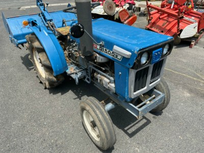 MITSUBISHI D1500S 11208 used compact tractor  KHS japan