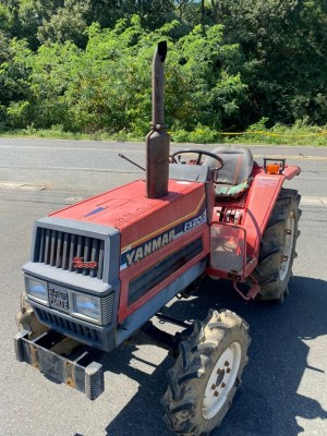 FX20D 03544 japanese used compact tractor |KHS japan