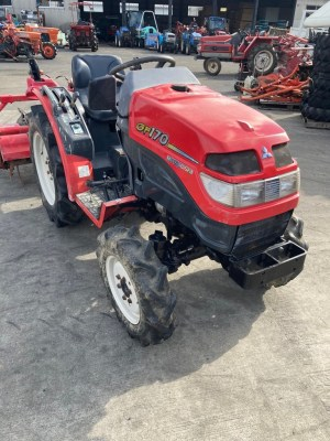 GF170D 70243 japanese used compact tractor |KHS japan