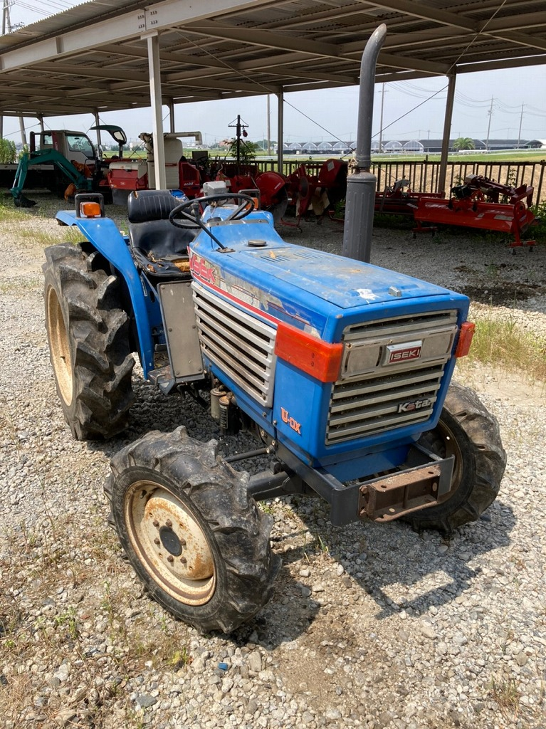 TL2301F 01094 japanese used compact tractor |KHS japan