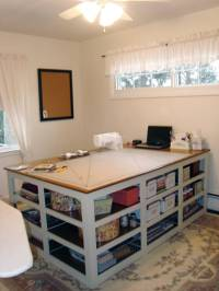 Sewing Cutting Table for sale   Only 3 left at -70%