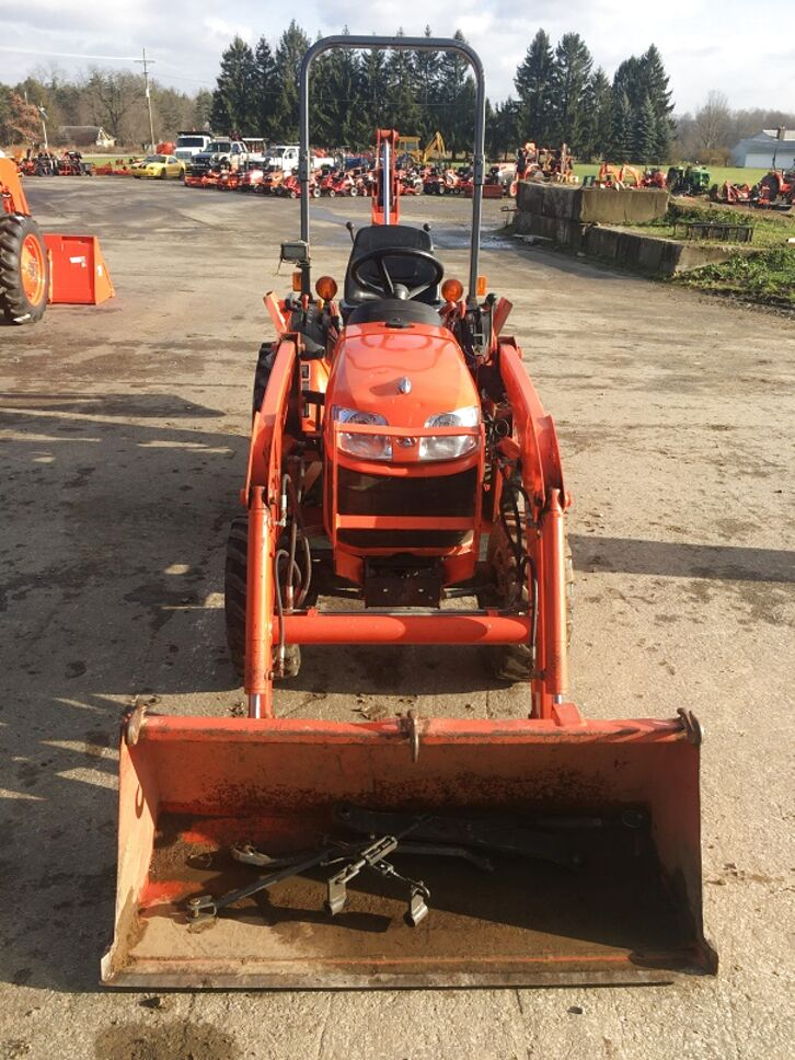 4wd Tractor With Loader For Sale : tractor, loader, Tractor, Loader