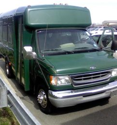 2000 ford e 450 8 passenger limo bus w luggage  [ 1280 x 960 Pixel ]