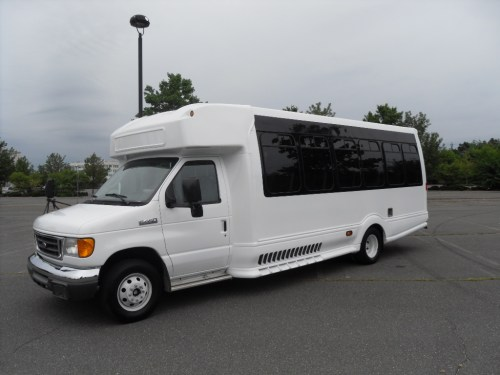small resolution of 2007 ford e 450 turtle top 25 passenger bus