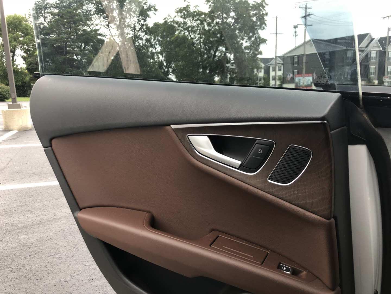 二手車 上牌 2014 Audi A7 prestige 大高配 導航 倒影 雷達
