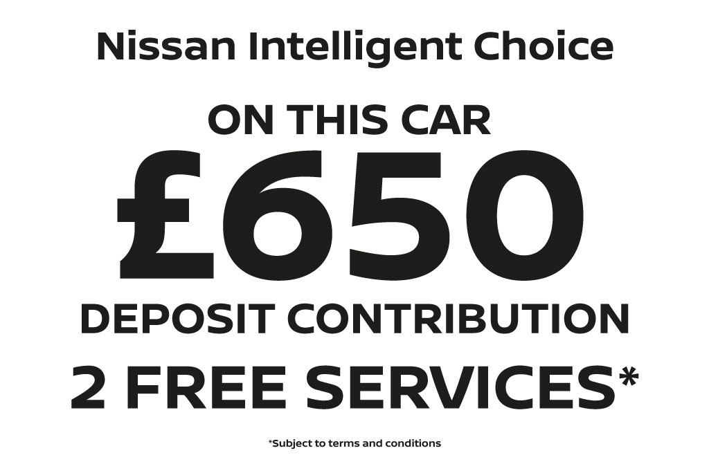 Nissan X-Trail │Black│for Sale in Grimsby│Nissan Used Cars